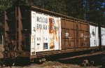 MR 1418 Box Car