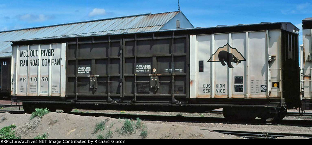 MR 1050 Box Car