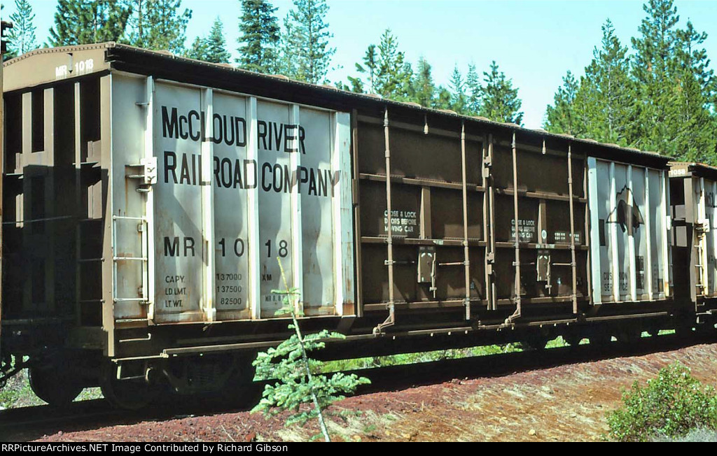 MR 1018 Box Car