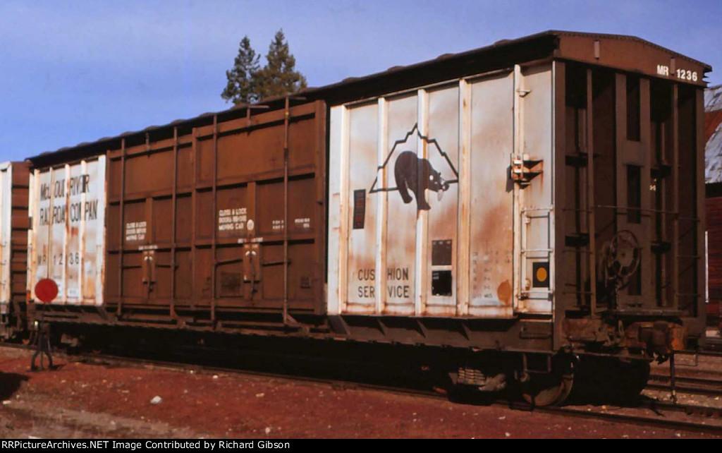 MR 1236 Box Car