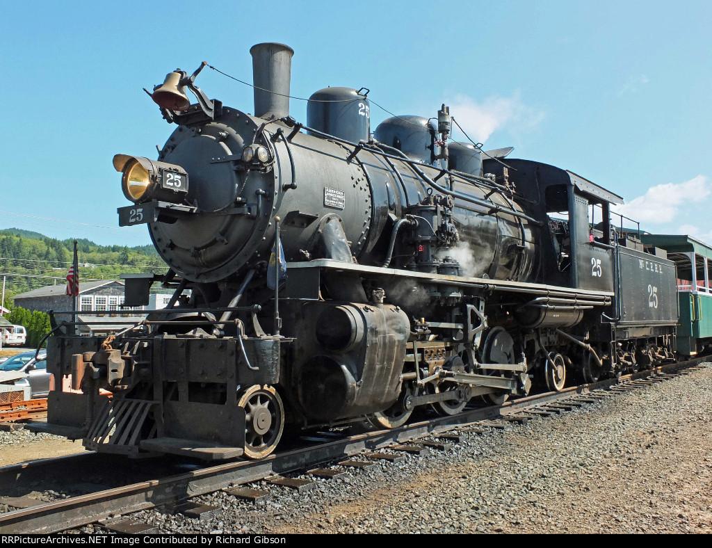 MR 25 Engine (2-6-2)