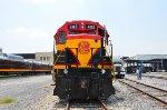 KCSM GPTEB-C Eco Locomotive