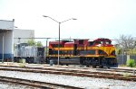 KCSM Two generations... SW1504 vs SD70ACe