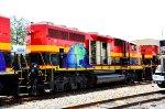 KCSM GP22ECO locomotive