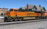 BNSF 8032