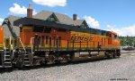 BNSF 7168