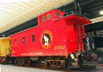 GN X452 Caboose