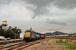 KCSM Locomotives at Ferrovalle