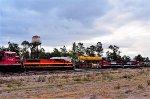 Locomotives at Ferrovalle
