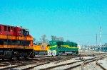 Ferrovalle Terminal Locomotive yard