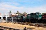 FSRR AC4400 locos at Alstom