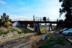 Classification Hump yard bridge