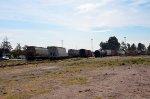 Ferrovalle wrecked equipment yard