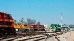 Ferrovalle Terminal Locomotives yard