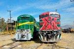 FXE and FTVM Locomotives