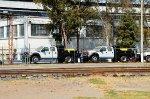 Alstom Hi Rail vehicles