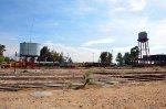 Water tanks on Ferrovalle yard