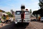 FTVM Pettibone Hi Rail Crane