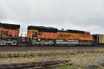 BNSF 8536 Roster.