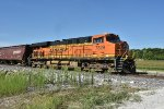 BNSF 7829 Roster.