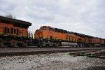 BNSF 7117 Roster.