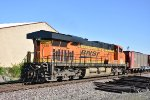 BNSF 6255 Roster.