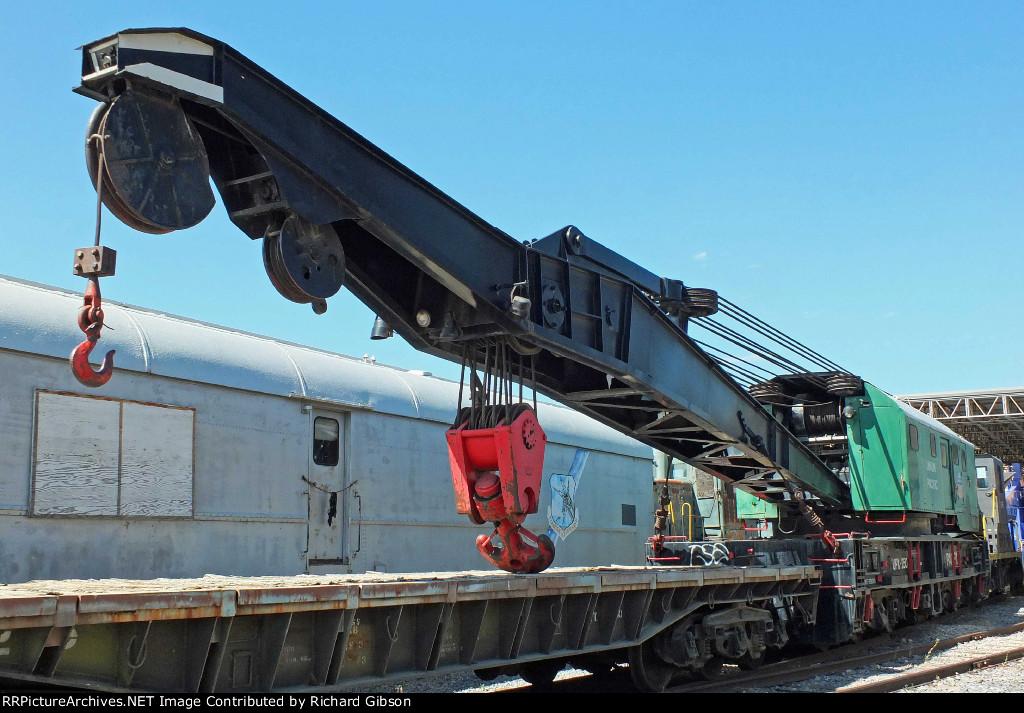 UPX 250 Crane