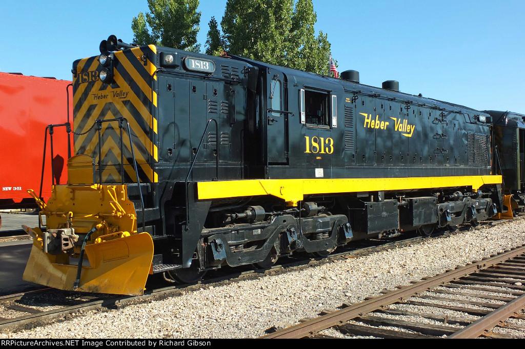 HVRR 1813 Locomotive (MRS1)