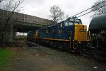 CSX 1319 at Brookside Ave in Englewood NJ