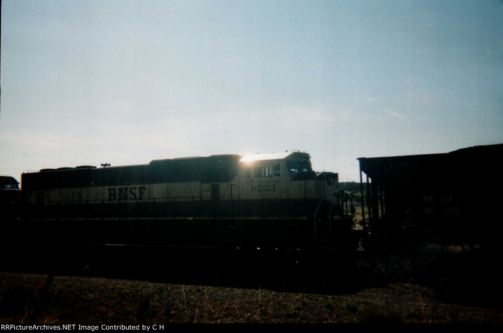 Back when SB loaded coal trains went through Walsenburg