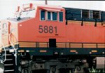 BNSF 5881