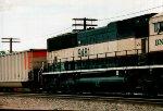 BNSF 9481