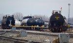 CSX (ex-Erie) yard at Marion, Ohio.