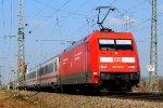 101 103 - DB German Federal Railway