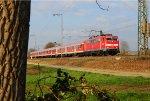 111 054 - DB German Federal Railway