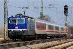 181 201 - DB German Federal Railway