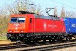 185 596 - Crossrail, Switzerland