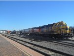 BNSF 2791, 2626, and 2744