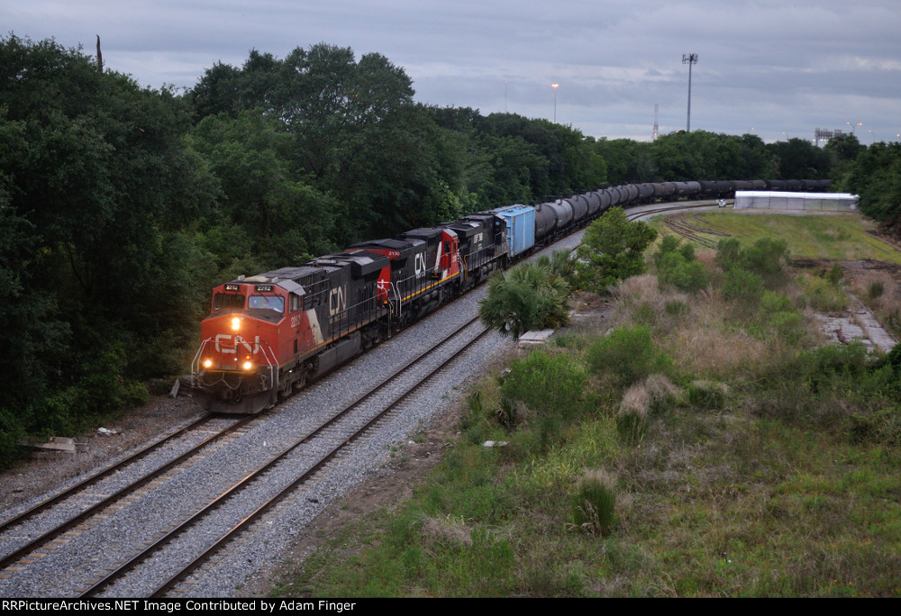 CN 2282 on NS 64Q