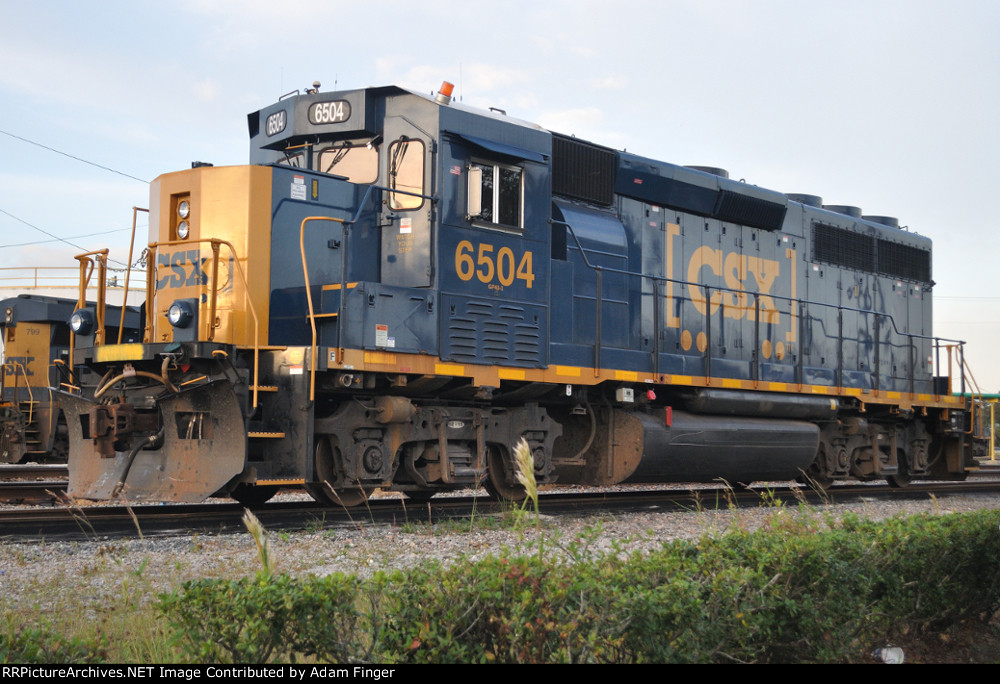 CSX 6504