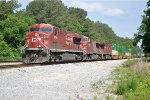 CP 8714 on NS 209