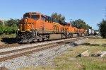BNSF 8228 on NS 210