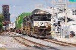 NS 1128 on NS 209