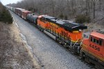 BNSF 8259 Roster.