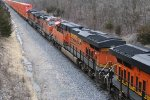 BNSF 6700 Roster.