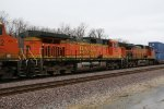 BNSF 5520 roster.