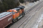 BNSF 3993 Roster.
