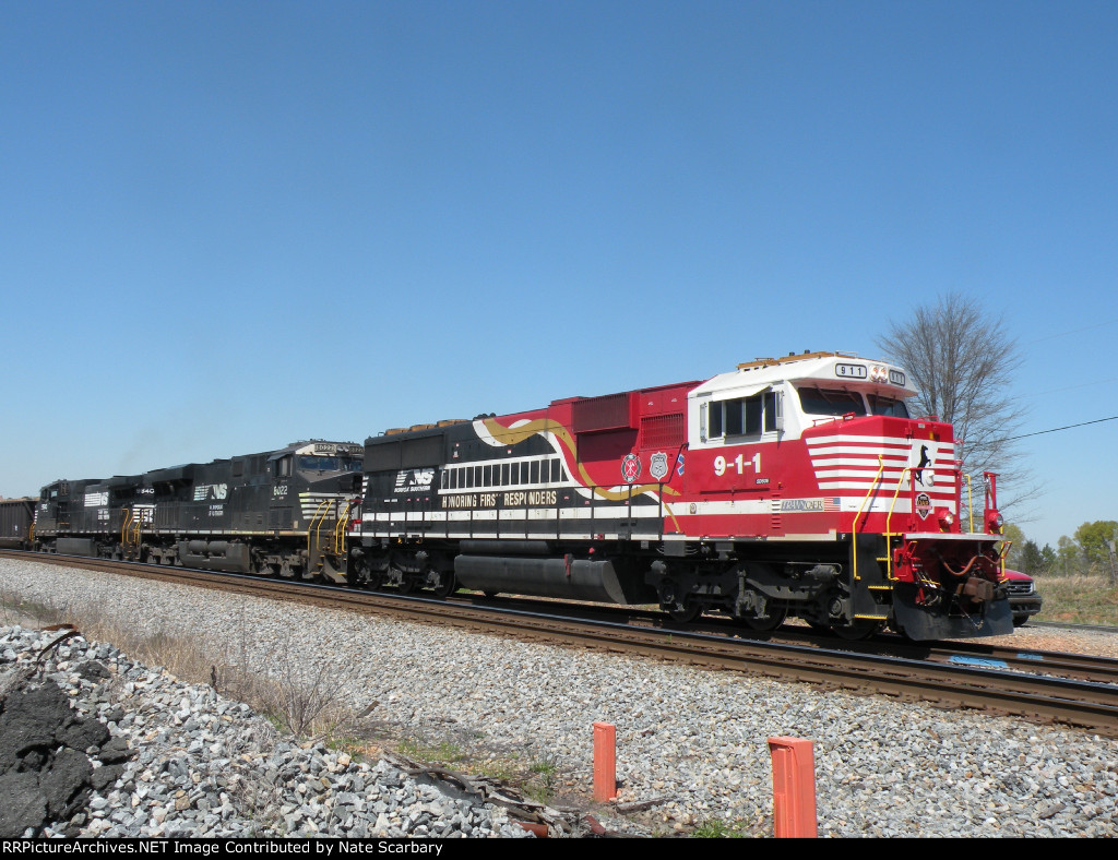 NS 911 leads NS #119
