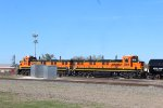 BNSF 1286 and 1279