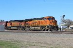 BNSF 8373 and 4151